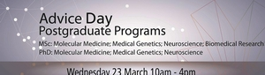 Cyprus School of Molecular Medicine - Advice Day for prospective applicants