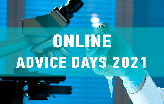 CSMM - Online Advice Days 2021